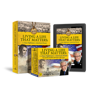 Holocaust Survivor Book