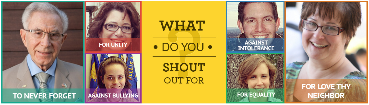 I Shout Out – Speak Out Against Bullying