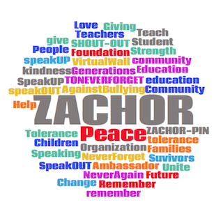 ZACHOR Support